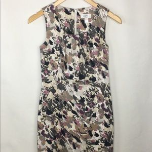 Anne Taylor Loft Floral Dress Size 0P